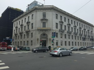 For vital records not more than three years old, one must visit the San Francisco County Department of Public Health Office of Vital Records at 101 Grove Street, Room 105,